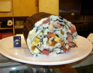 giant-sushi-roll